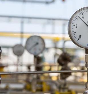 Цена на газ в Европе подскочила до $555