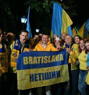 На матче Украина – Хорватия будет организован детский фан-сектор