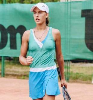 Украинка обыграла российскую теннисистку на пути к финалу в Казахстане