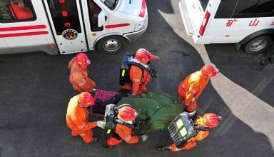 Вибух у дитсадку в Китаї: 7 людей загинули, 66 поранені