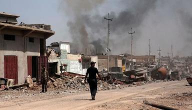 Іракські війська перейшли в наступ на