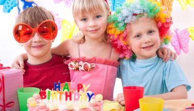 Несколько полезных рекомендаций, как сделать день рождения ребенка незабываемым
