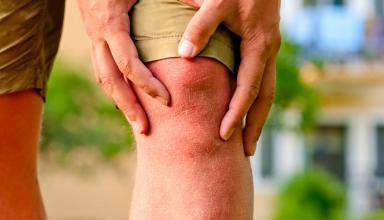 Особенности лечения боли в коленях