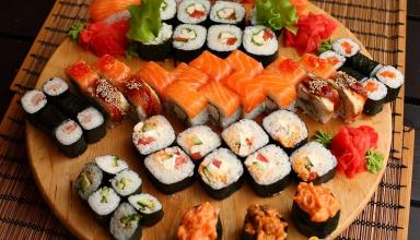 Польза от японской еды