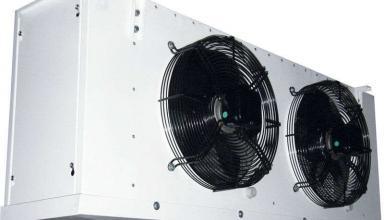 Основные разновидности воздухоохладителей