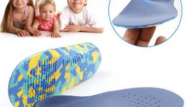 Как подобрать ортопедические стельки для ребенка