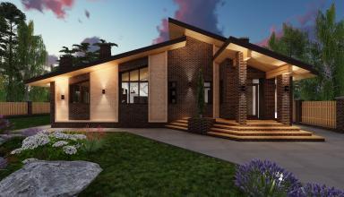 Дизайн загородных домов: доверяйте разработку профессионалам