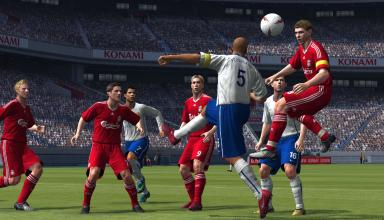 Играем в виртуальный футбол