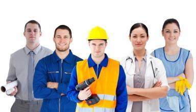 Основные преимущества рабочих специальностей