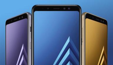Ключевые особенности смартфонов Samsung Galaxy A8 Plus