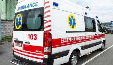 В Украине каждая область выделила кареты скорой в случае перемещения лиц с коронавирусом