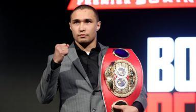 Российскому боксеру заплатили миллион долларов за поражение в США