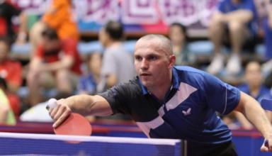 Украинские паралимпийцы завоевали ряд медалей на турнире по настольному теннису в Словакии