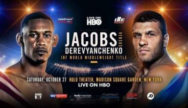 Чемпионский бой Деревянченко станет последним в эфире знаменитого американского канала