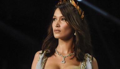 C Беллой Хадид случился конфуз на шоу Victoria's Secret