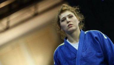 Дзюдоистка Каланина признана лучшей спортсменкой апреля в Украине