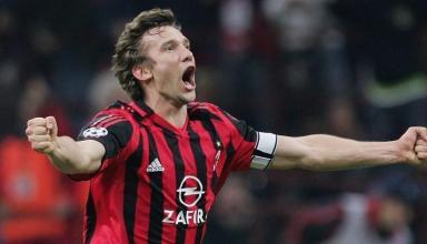 Шевченко включений до збірної найкращих футболістів Східної Європи в історії Серії А