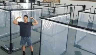 У США придумали антикоронавірусні спортзали