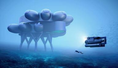 На дне моря хотят построить аналог МКС