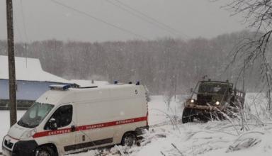 На Буковине из-за непогоды обесточены более 40 населенных пунктов