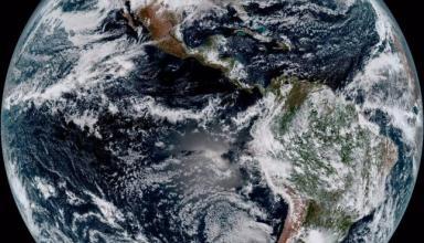 Ученые заявили об ослаблении части магнитного поля Земли