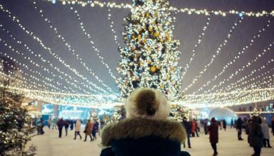 На День Святого Николая в Киеве засветятся все новогодние елки