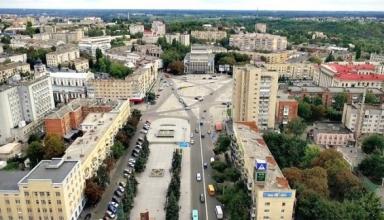 В Житомире ко Дню защитника пройдет парад военной техники