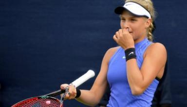 Даяна Ястремская прекратила выступления на Australian Open