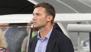 Андрей Шевченко назвал свой самый памятный финал Кубка Украины