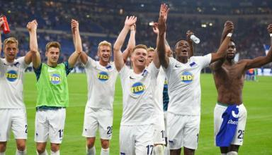 3-й тур чемпионата Германии: расписание и результаты