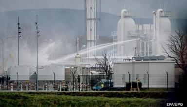 Транзит газа через Украину восстанавливается