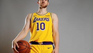Украинский баскетболист попал в топ-3 находок драфта НБА