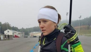 Украинка завоевала вторую медаль на Кубке Австрии по биатлону