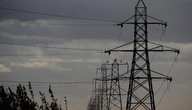 Украина экспортировала электроэнергии на $21,6 млн