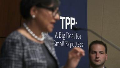 Соглашение о ТТП подписали без участия США