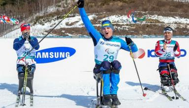 Украина взяла второе золото на Паралимпиаде-2018