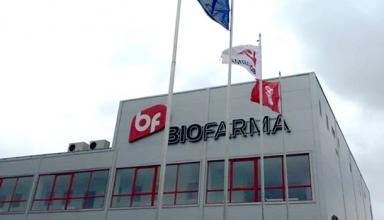 В Украине закроют фармацевтический завод