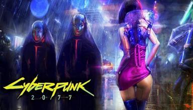 GTA с модами. Реакция на геймплей Cyberpunk 2077Сюжет