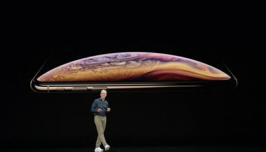Apple представила iPhone 2018