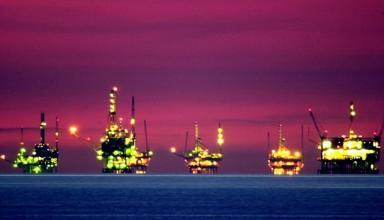 Цена нефти Brent поднялась выше $84 за баррель