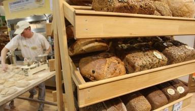 С начала года хлебная корзина подорожала на 9%