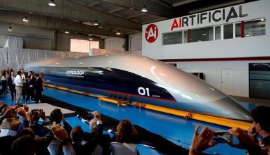 Маск назвал дату запуска тоннеля Hyperloop