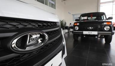Депутаты предлагают запретить импорт авто из РФ