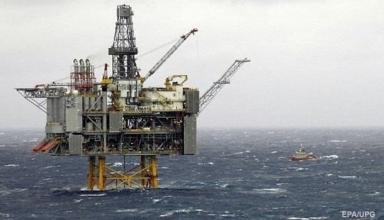 Цены на нефть опустились ниже $75 за баррель
