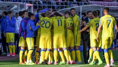 Турция - Украина 0:0. Онлайн контрольного матчаСюжет
