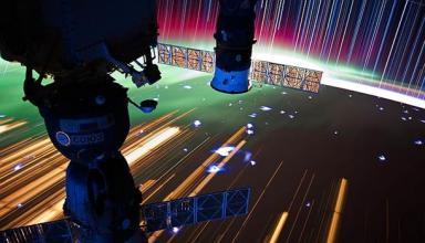 МКС - 20 лет. Самые яркие моменты из жизни станцииСюжет