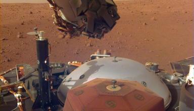 Осмотрел и послушал Марс. Первые итоги InSightСюжет