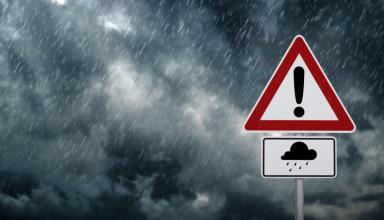 В Україні у вівторок очікується погіршення погоди