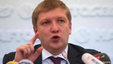 Коболев ответил Москве на условия по транзиту газа