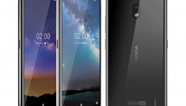 Опубликован рендер смартфона Nokia 2.2: дисплей с каплеобразным вырезом и отдельная кнопка вызова Google Assistant